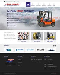 Mega Forklift